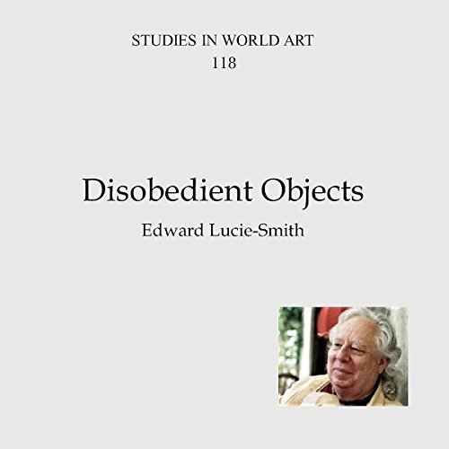Disobedient Objects audiobook cover art