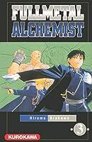 Fullmetal alchemist t.3