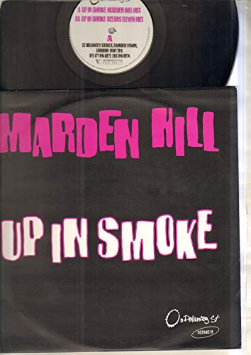 MARDEN HILL - UP IN SMOKE - 12