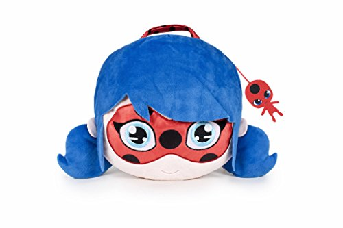 Famosa- Peluche Guardapijama Prodigiosa Ladybug (760016204)