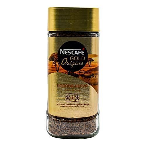 Nescafe Gold Origins Uganda Kenya, 100 g