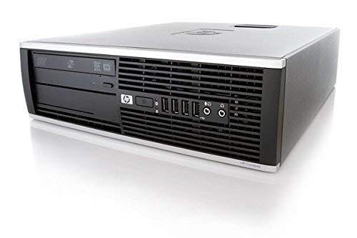 HP Compaq 6000 Pro SFF Windows 7 Professional 64 bits 4 GB (reacondicionado)