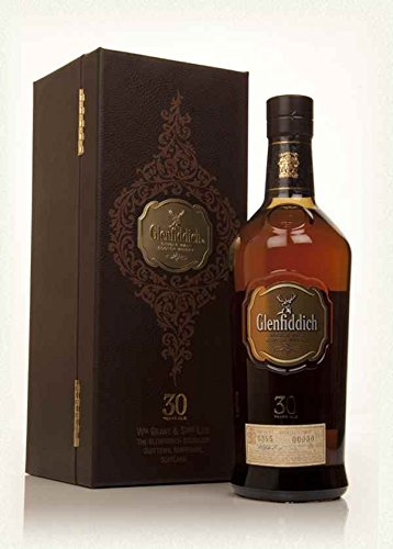 Glenfiddich 30 Year Old Rare Collection [leather box]