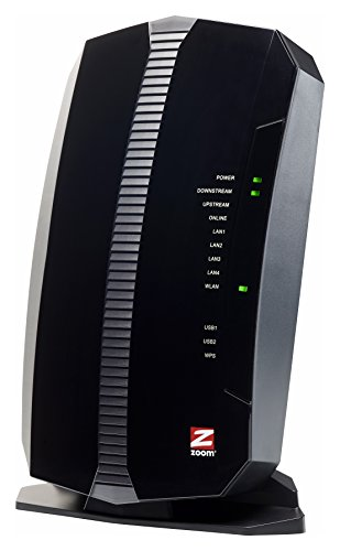 Zoom 8x4 Modem Router
