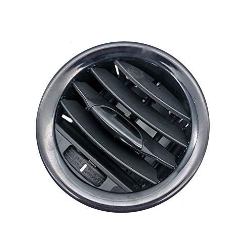 Iinger Coche Interior Grille Air Acondicionador de Aire Vent ABS ABS Ajuste para Vauxhall Adam/Corsa D 13365420