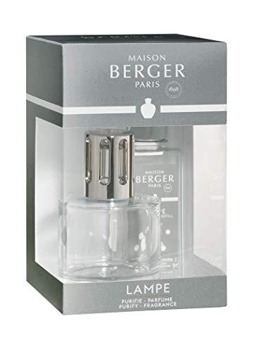 Lampe Berger Coffret Cadeau Pure Transparent Essence Neutre 180 ML