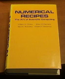 Numerical Recipes:  The Art of Scientific Computing