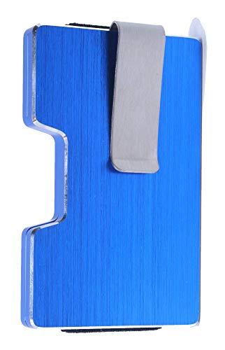 The Best RFID Blocking Aluminum Wallet for Men - Slim Minimalist Wallet