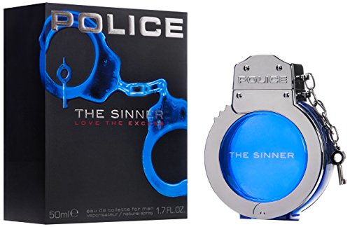 Police Eau de Toilette avec Vaporisateur 50 ml