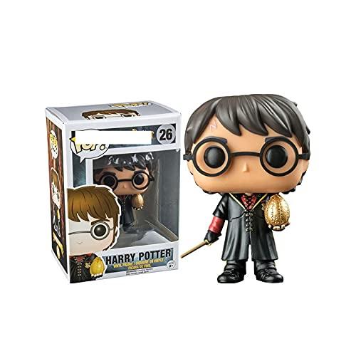 SDFM Pop Figures Harry Potter #26 Action Figure 10Cm, PVC Collection Model Doll Toy Boy Toys...