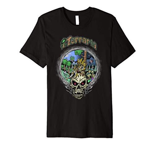Terraria T-Shirt: Terraria Time