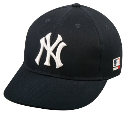 Outdoor Cap Licensed New York Youth Yankees Home Navy Blue Replica Hat Adjustable