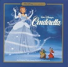 walt disney cinderella record