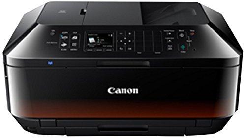 Canon Pixma MX725 All-in-One Multifunktionsgerät (Drucker, Scanner, Kopierer und Fax, USB, WLAN, LAN, Apple AirPrint) schwarz