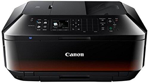 Canon Pixma MX725 All in One Multifunktionsgerat Drucker Scanner Kopierer und Fax USB WLAN LAN Apple AirPrint schwarz