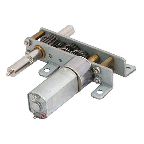Aexit Reparatur von Teil 13 GB DC 12V 60RPM Elektrischer Getriebemotor Silberton (bcabec6313e1bc1f28d1c26d4634adeb)