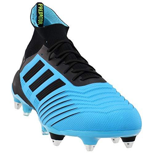 adidas Predator 19.1 Soft Ground Soccer Casual Cleats...