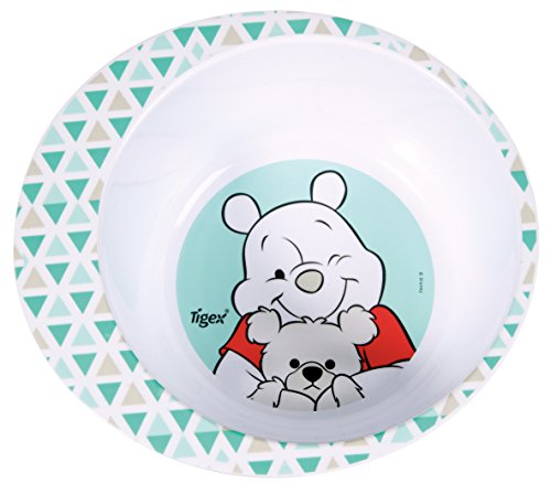 Tigex Winnie the Pooh crockery Toddler cutlery set Multicolore Polipropilene (PP)
