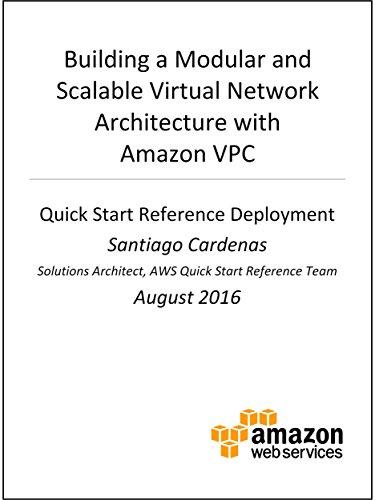 Amazon VPC Architecture (AWS Quick Start) (English Edition)