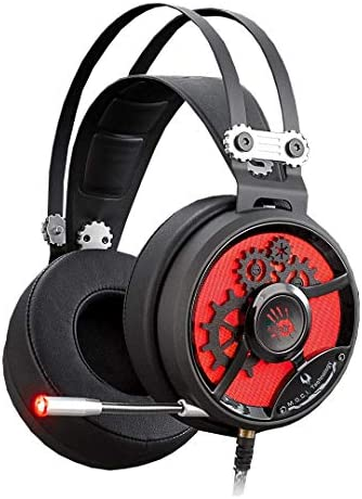 Bloody M660 Gaming Headset 3 5mm Connector PS4 Xbox One PC MAC Mobile Hyper Surround Sound Range product image