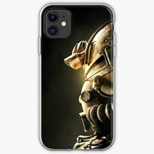 Compatible con iPhone Samsung Xiaomi Redmi Note 10 Pro/9/8/9A/Poco M3 Pro Funda Bethesdas Fallout 76 Cajas del Teléfono Cover