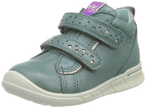 Ecco Baby Mädchen FIRST Sneaker, Blau (Trellis 1390), 23 EU