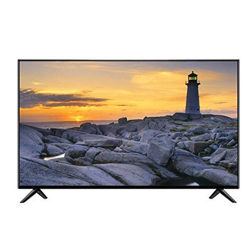 LYYAN Smart TV de 42 Pulgadas, TV de Alta definición 720P 60 Hz TV ecológica Oficina y Sala de Estar TV con Internet de Pantalla Plana (versión para TV, versión en línea)
