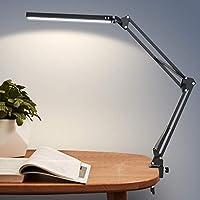 ZHUPIG Architect Swing Arm Desk Light with Clamp