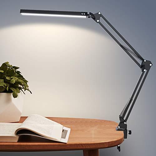 LED Desk Lamp, ZHUPIG Architect Swing...