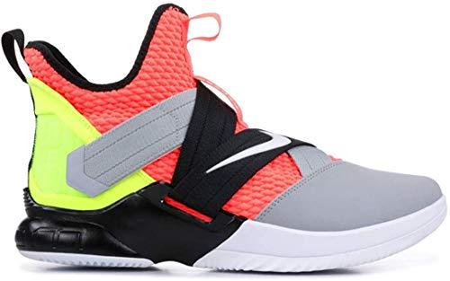 Nike Lebron Soldier 10 SFG Zapatillas de baloncesto para hombre, color, talla 47.5 EU