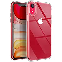 Youmaker Crystal Clear Case for iPhone XR
