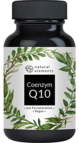 natural elements Coenzym Q10-200mg pro Bild