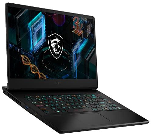 MSI GP66 Leopard 11UG-248 (15,6 Zoll / 240Hz) Gaming-Laptop (Intel Core i7-11800H, 16GB RAM, 512GB SSD, Nvidia GeForce RTX3070 8GB GDDR6 VRAM, Windows 10 Home)