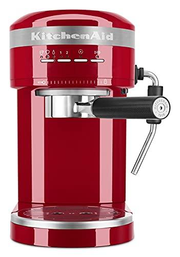 KitchenAid KES6503ER Metal Semi-Automatic Espresso Machine