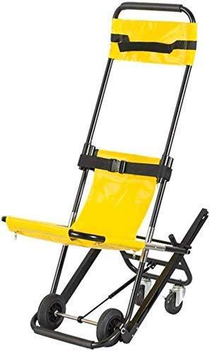 GLJY LRSD Lightweight Stair Evakuierungsstuhl, Emergency Evacuation Stair Stretcher, Gewicht KapazitäT 350Lbs