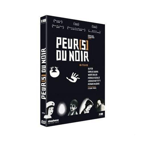Peur(s) du noir by Aure Atika