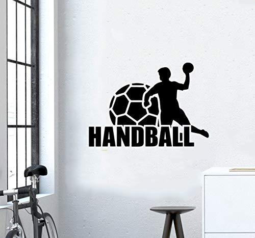 Sport Wandtattoos Neue Handball Sport Stickegym R Home Innendekoration