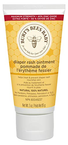 Burt's Bees Baby 100% Natural Origin Diaper Rash Ointment - 3 Ounces...