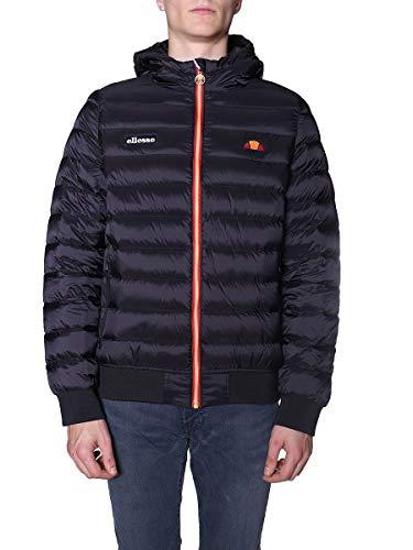 Ellesse Heritage Daunenjacke mit Kapuze Down Jacket EHM111W19 FW19, Daunenjacke, Blau XX-Large