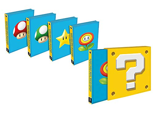 Super Mario Encyclopedia: The Official Guide to the First 30 Years Limited Edition (Super Mario Box Set)