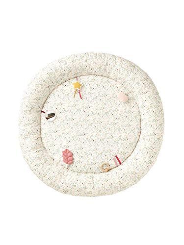 VERTBAUDET Baby Activity-Decke mit Spielbögen,Florettes