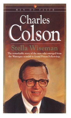 Charles Colson (Men of faith series)