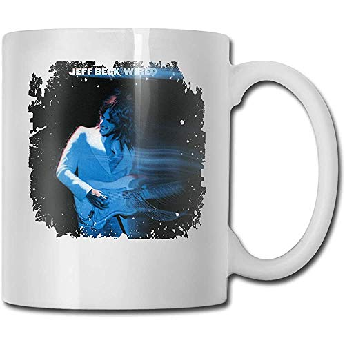 Tazas Jeff Beck Wired Design Fashion Coffee Mug Tee Cup White