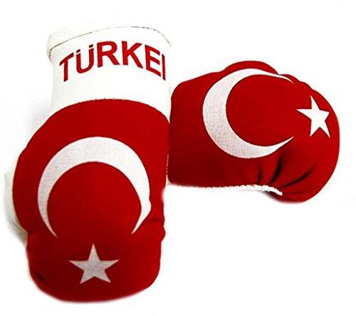 Doktor Hardstuff Mini Boxhandschuhe - Türkei