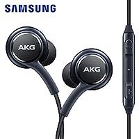 Original Samsung AKG auricular EO de ig955Auriculares Inear estéreo para Samsung Galaxy S9S9Plus S9Duos S9Duos + S8S8Plus S8Active S7S7Edge S6S6Edge A82018A8Plus Note 8Negro