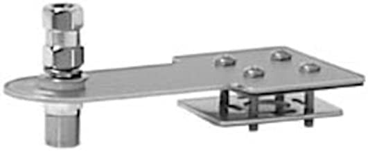 FireStik SS-194A Pickup Truck Bedrail Stakehole Antenna Mount - Stainless Steel