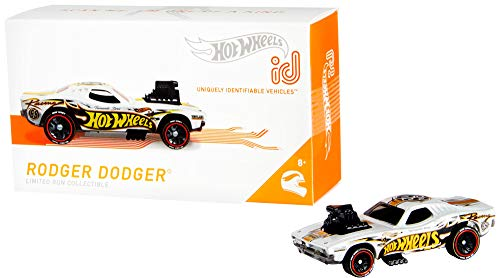Hot Wheels id Rodger Dodger Car  $1.99 at Amazon