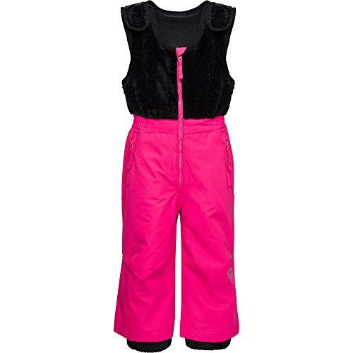 ROSSIGNOL Ski Pant, Pantaloni da Sci Bambino, Rosa (pinkfushi), 4 Años
