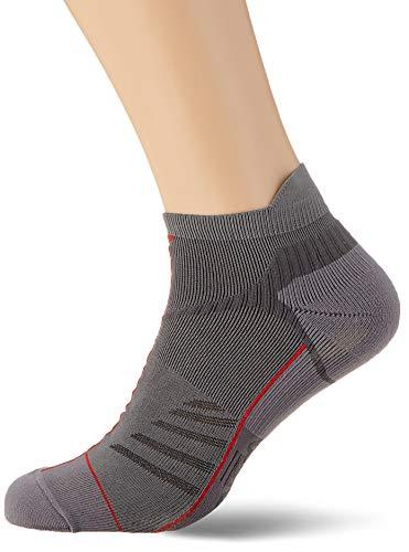 Salewa Socken Lite Trainer Sk, Ombre Blue/Tango Red, 38-40, 00-0000068084