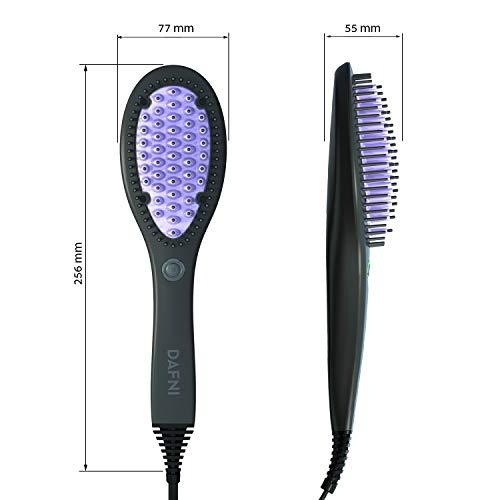 DAFNI The Original Hair Straightening Ceramic Brush